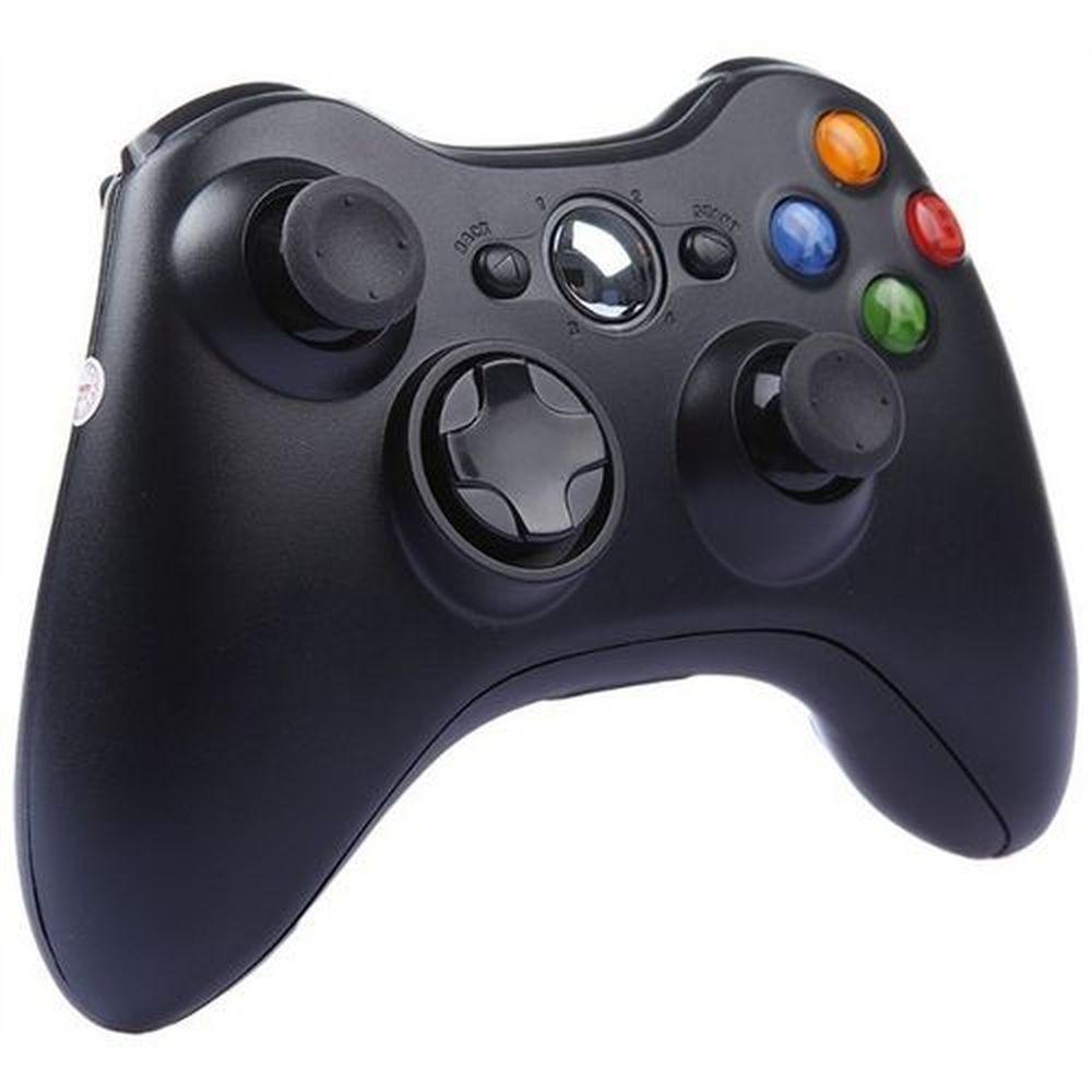 Controle Xbox 360 Sem Fio Wireless Usb Ps3/pc/ Android
