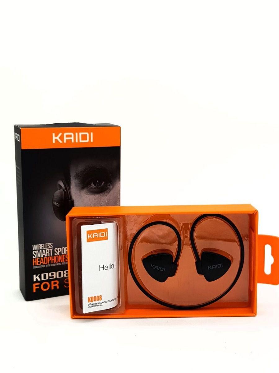 Fone de ouvido Esportivo sem fio Kaid Kd908