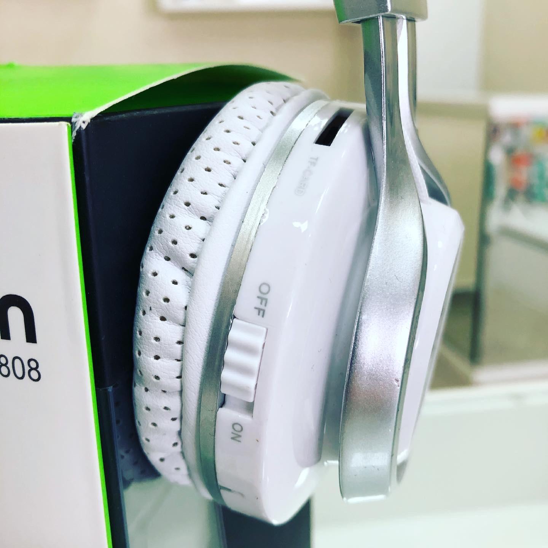Fone De Ouvido Headphone Bluetooth Belkin-808