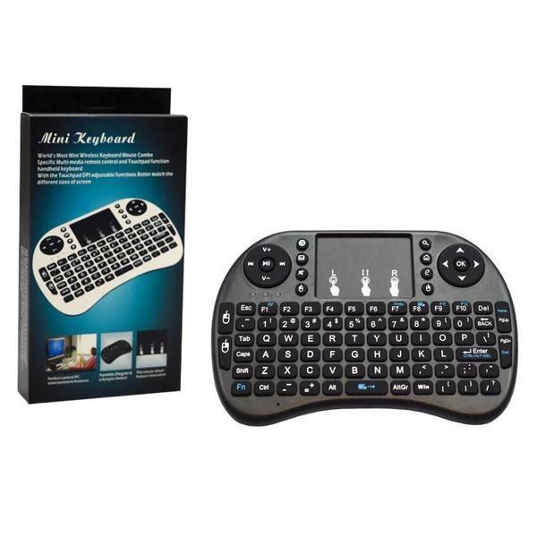 Mini teclado Keyboard sem fio