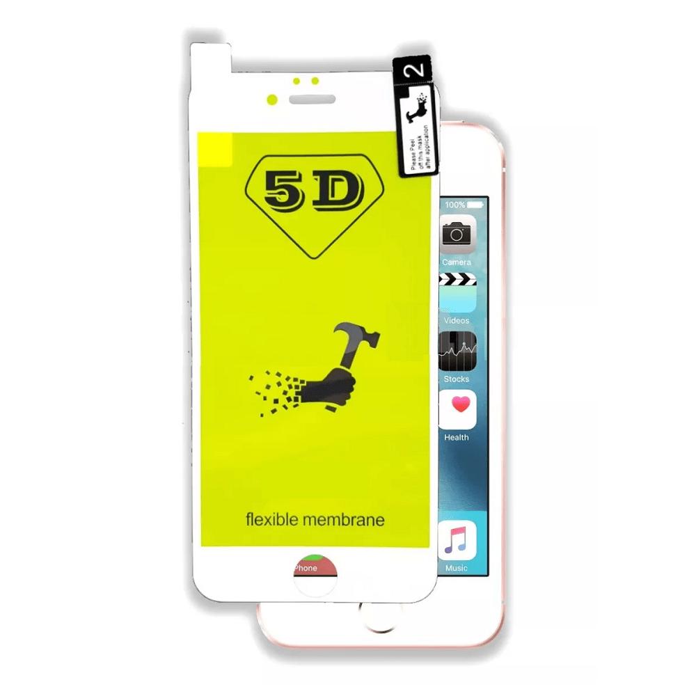 Película de gel Branca 5D IPhone 7/8 Plus