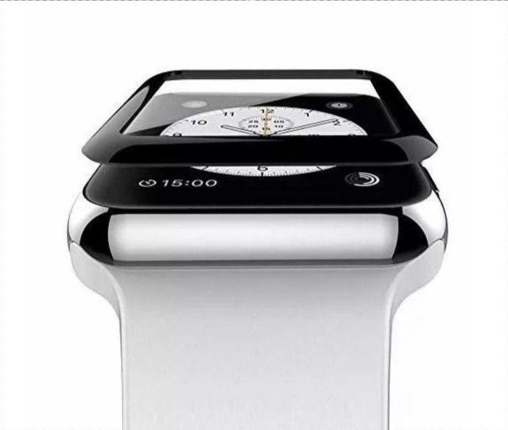 Pelicula de vidro 3D Apple Watch 38mm/40mm