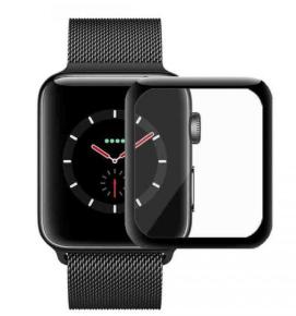 Pelicula de vidro 3D Apple Watch 42mm/44mm