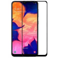 Película de vidro 3D Preta Samsung Galaxy A10