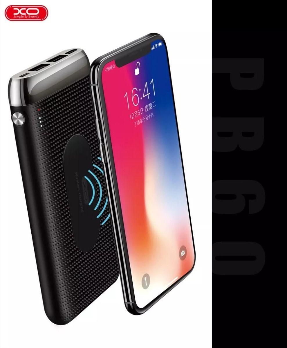 Power Bank XO Wireless 10.000Mah
