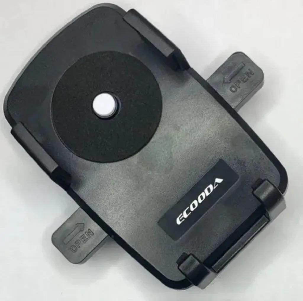Suporte fexível de celular para painel e parabrisa veicular - Ecooda EC-9000