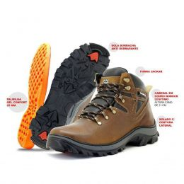 Coturno adventure para trilha Atron Shoes 254
