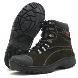 Coturno Atron Shoes Adventure Trekking cafe 244 VALLENCE