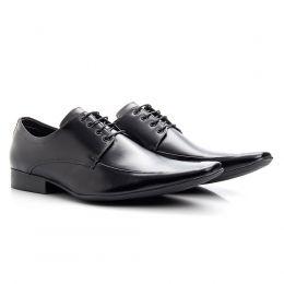 Sapato social masculino Atron de couro 157