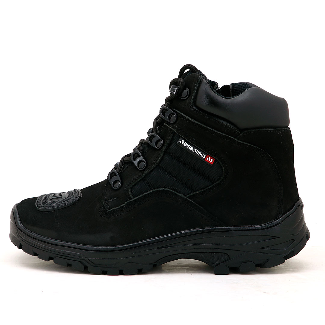 Bota motociclista e adventure Atron Shoes 245