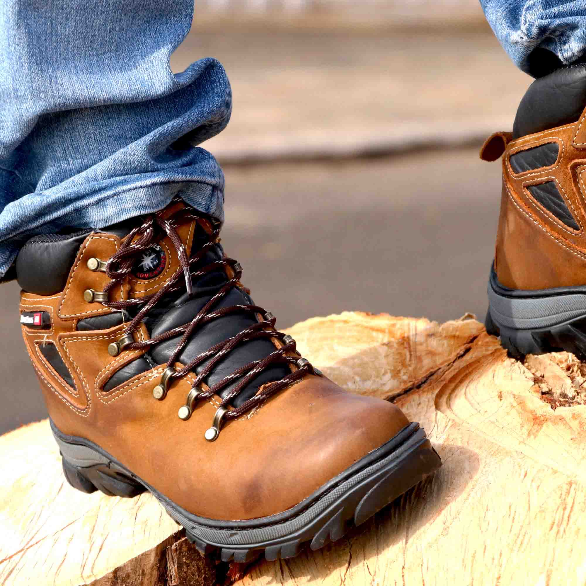 Coturno adventure para trilha Atron Shoes 254