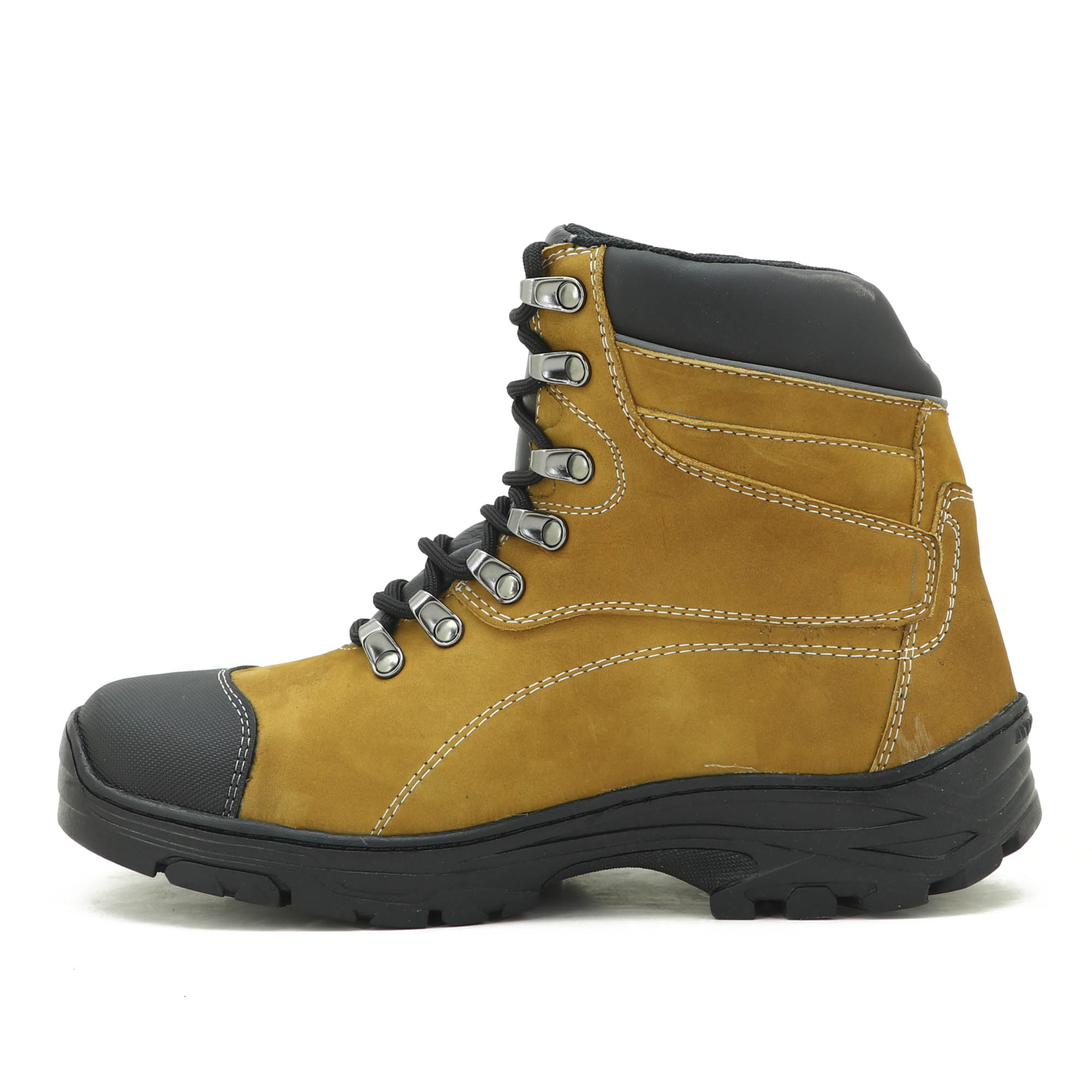 Coturno Adventure Atron Shoes em couro legítimo na cor castor 244 VALLENCE