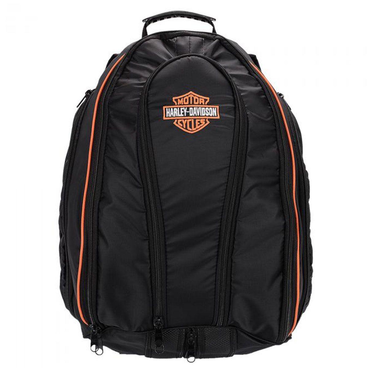 Mochila Motociclista Impermeável Harley Davidson