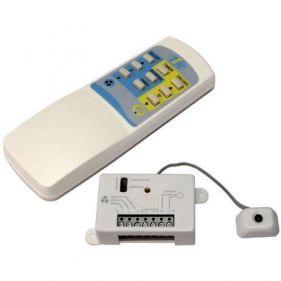 Controle Remoto para Ventilador de Teto e Luz Bivolt
