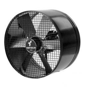 Exaustores Axiais 50 cm Ventisilva E 50 M6 (Monofásico de Alta Rotação 1.090 RPM)