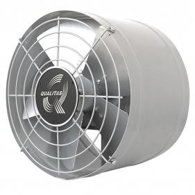 Exaustores Axiais 30 cm Qualitas EQ300 M4 Alta Temperatura Até 100ºC Monofásico