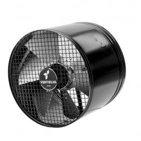 Exaustores Axiais 40 cm Ventisilva E 40 M8 (Monofásico de Baixa Rotação 790 RPM)