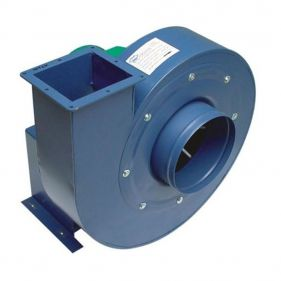 Exaustores Centrífugo Radial Cia do Vento ECV 5 TAR (Trifásico - 3.500 RPM de 7,5 HP)
