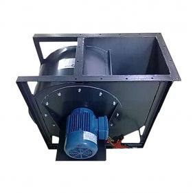 Exaustores Industriais Centrífugos Limit Load CL 550 Mais Vento (Trifásico - 1.750 RPM de 5 HP)