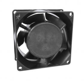 Microventilador Qualitas Q80 A3 127/220 V 80x80x38mm