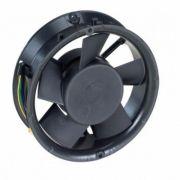 Microventilador Ventisilva E15 AL 127/220 V 171,5x55mm