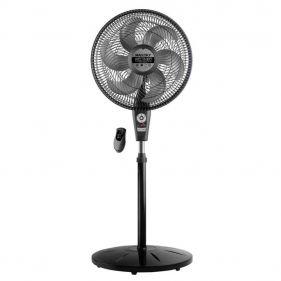 Ventilador de Coluna Mallory 40 Preto c/ Controle Remoto 127 V Potente
