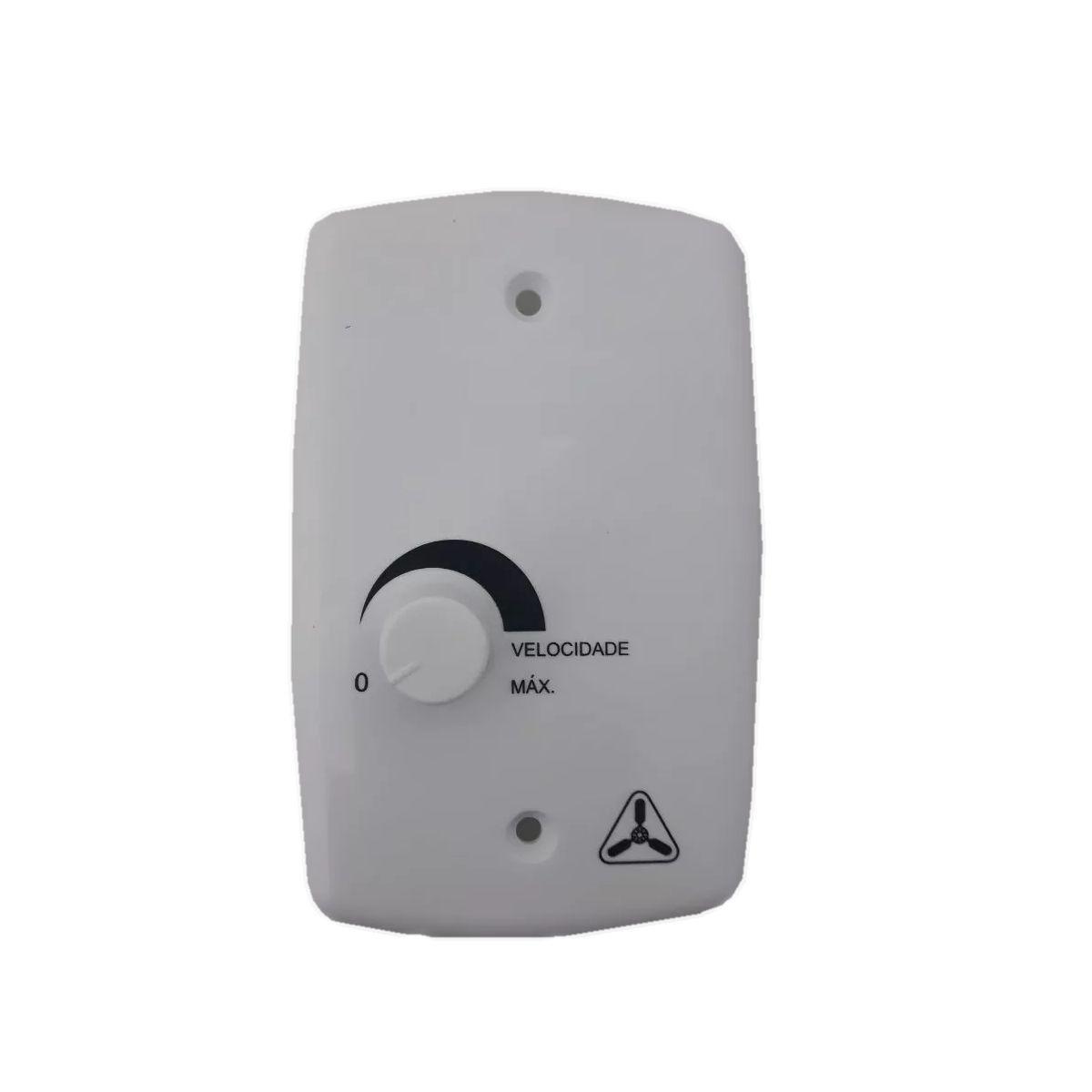 Controle De Velocidade Ventilador 50 / 60cm Venti-delta