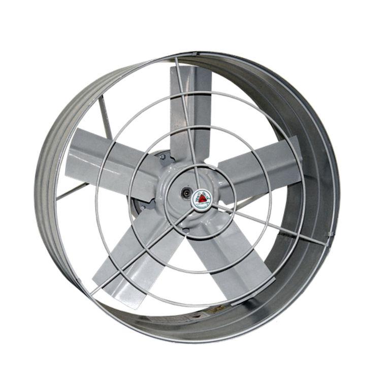 Exaustor Axial Venti-Delta 40 (Monofásico de Alta Rotação 1.600 RPM)