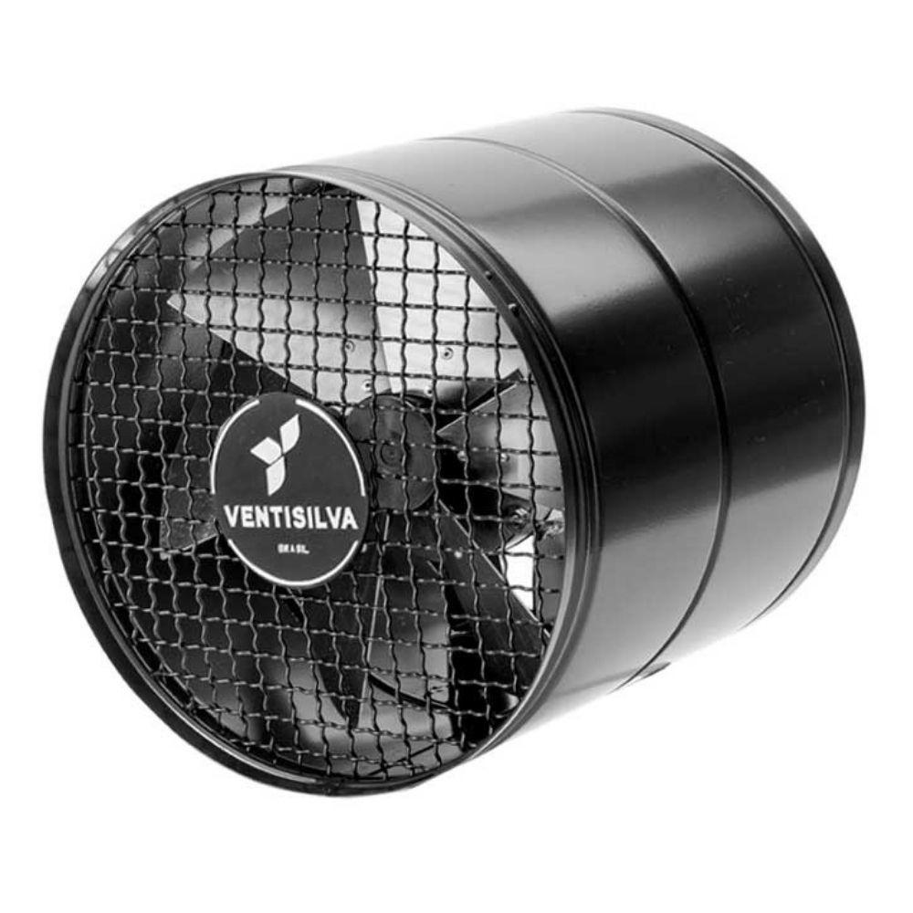 Exaustores Axiais 30 cm Ventisilva E 30 M6 (Monofásico de Alta Rotação 1.175 RPM)