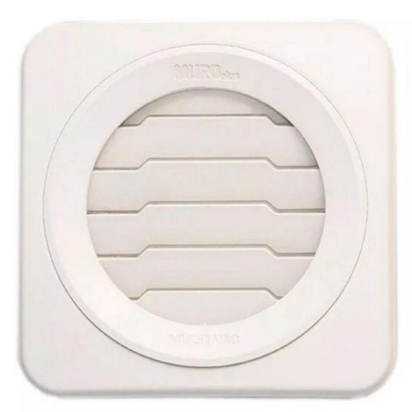 Exaustores Para Banheiro (Ambiente) Multivac Muro Plus 100 (Indicado para até 4 M²)