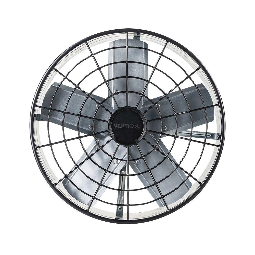 Exaustores Axiais 40 cm Ventisol (Monofásico de Alta Rotação 1.400 RPM)
