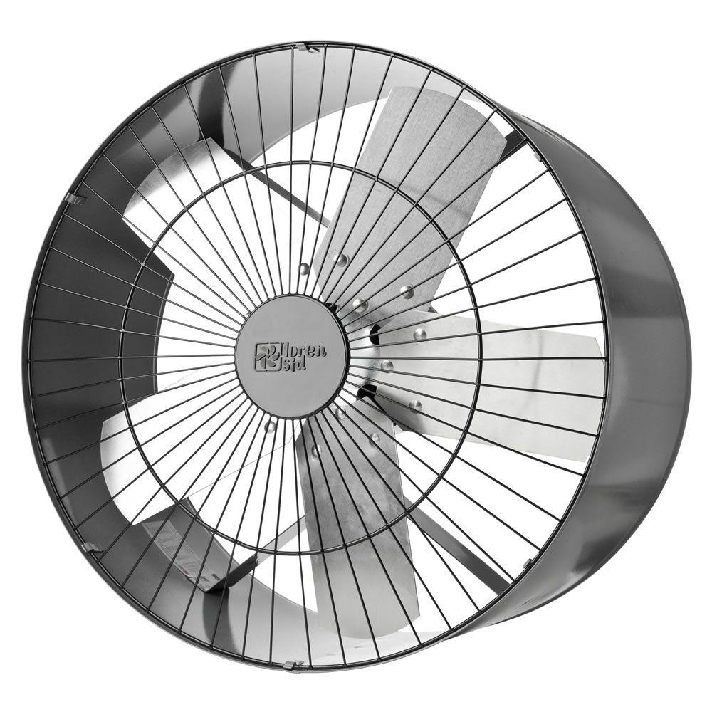 Exaustores Axiais 50 cm Loren Sid 50 (Monofásico de Alta Rotação 1.550 RPM)
