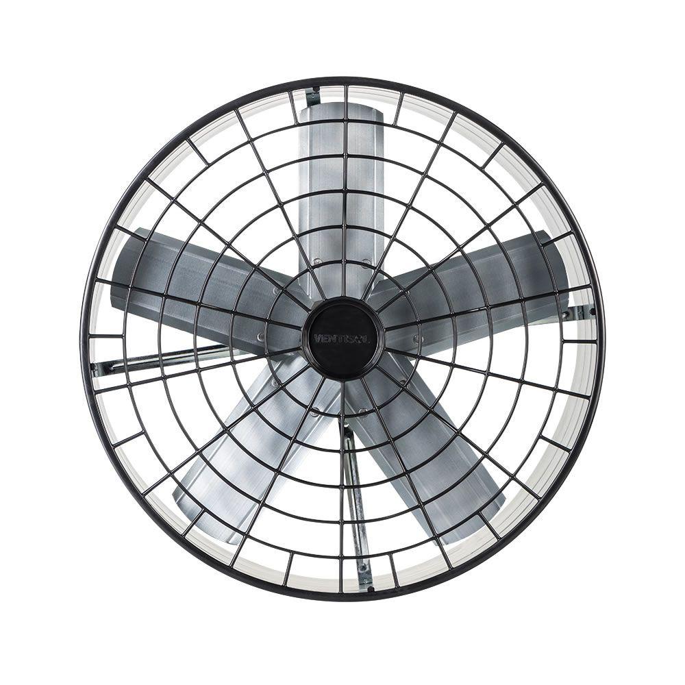 Exaustores Axiais 50 cm Ventisol (Monofásico de Média Rotação 1.200 RPM)