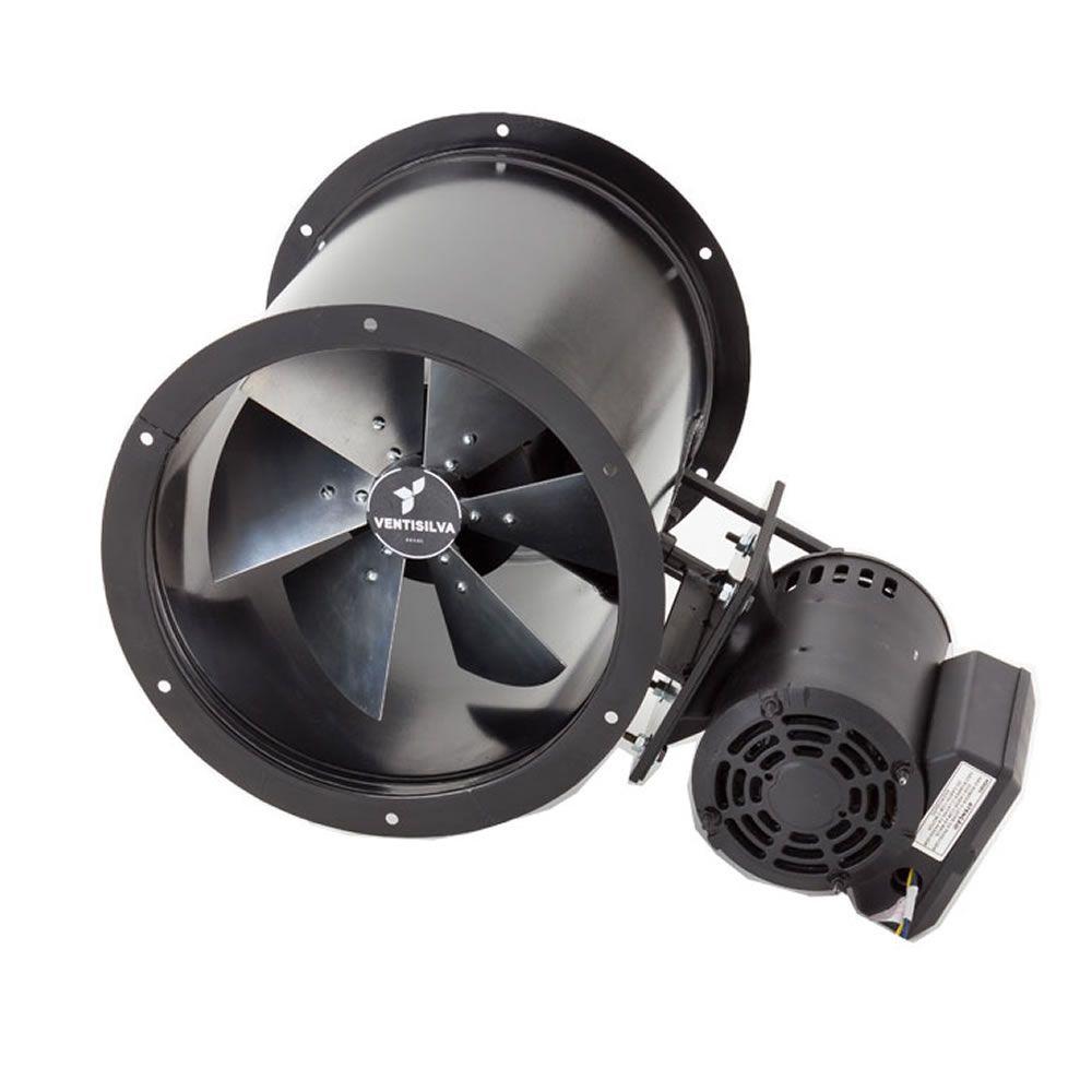 Exaustores de Transmissão (com Correia) Ventisilva E30 TTR (Trifásico - 1.700 RPM de 1/2 HP)