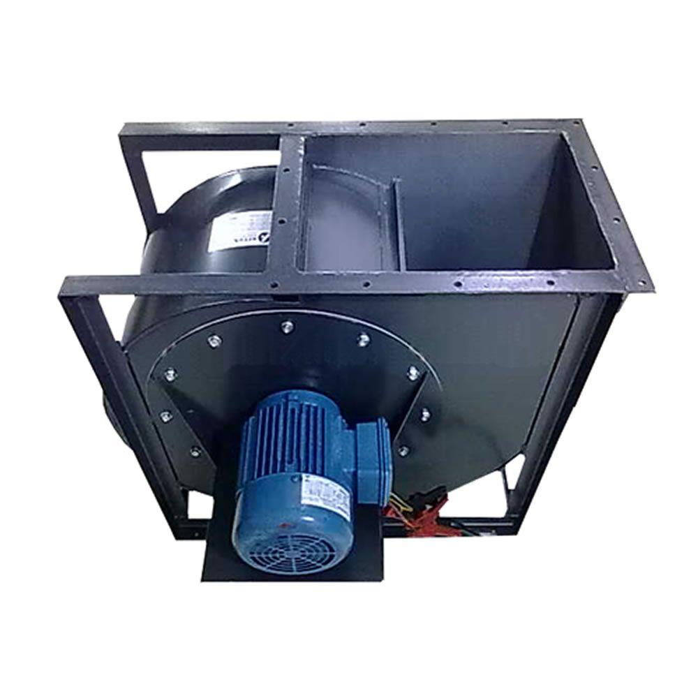 Exaustores Industriais Centrífugos Limit Load CL 600 Mais Vento (Trifásico - 1.750 RPM de 7,5 HP)