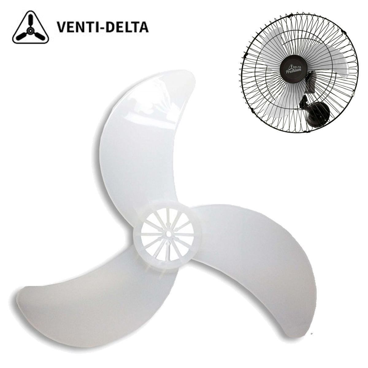 Helice Ventilador Venti-delta 60cm Premium Novo