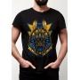 Camiseta Anubis Deus Egito Lost Egyptian Dragon Store