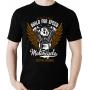 Camiseta Built for Speed Motor - Motociclista Moto