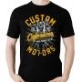 Camiseta Caferacer custom - Motociclista Moto motoqueiro