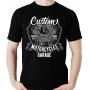 Camiseta Custom Motor Garage - Motociclista Moto