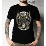 Camiseta Rebel and Pride Motor Motociclista Moto