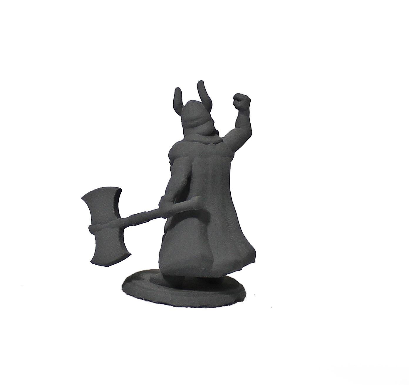 Anão miniatura RPG Boargame Hobby pintura Dwarf  - Dragon Store