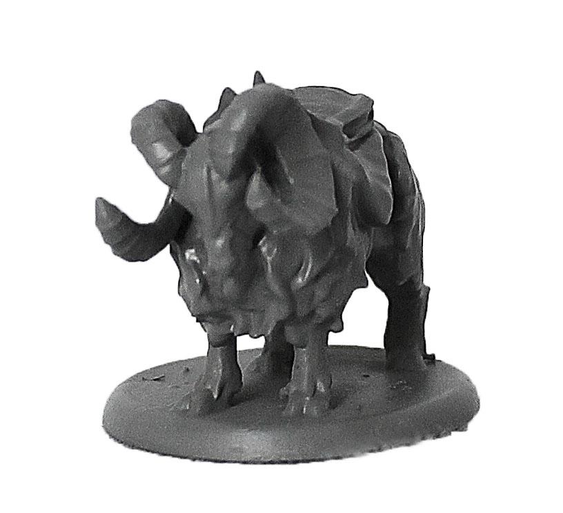 Animal carneiro miniatura RPG Boargame Hobby pintura  - Dragon Store