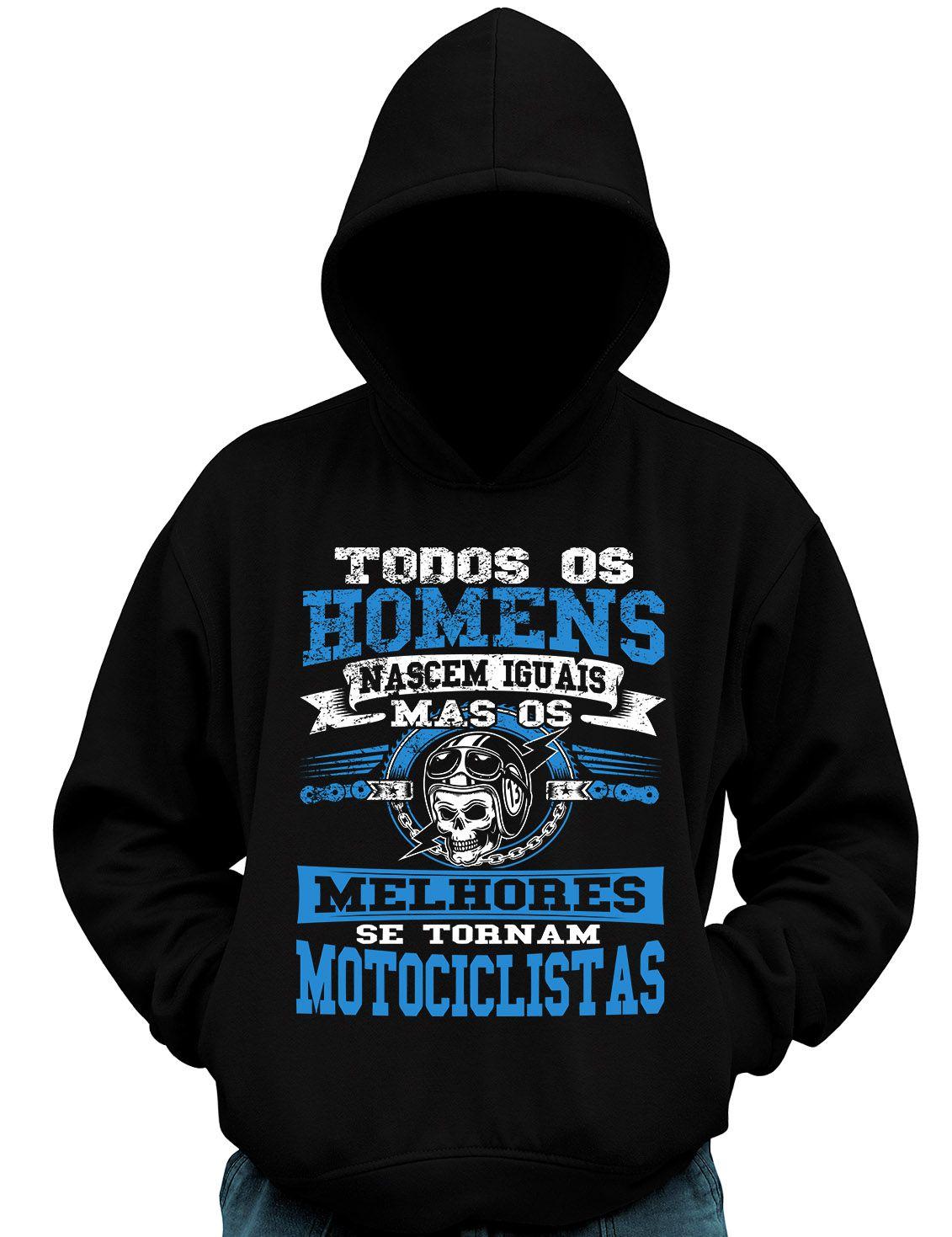 Blusa De Moletom Todos Homens Motociclista Moto Motoqueiro B Casaco  - Dragon Store