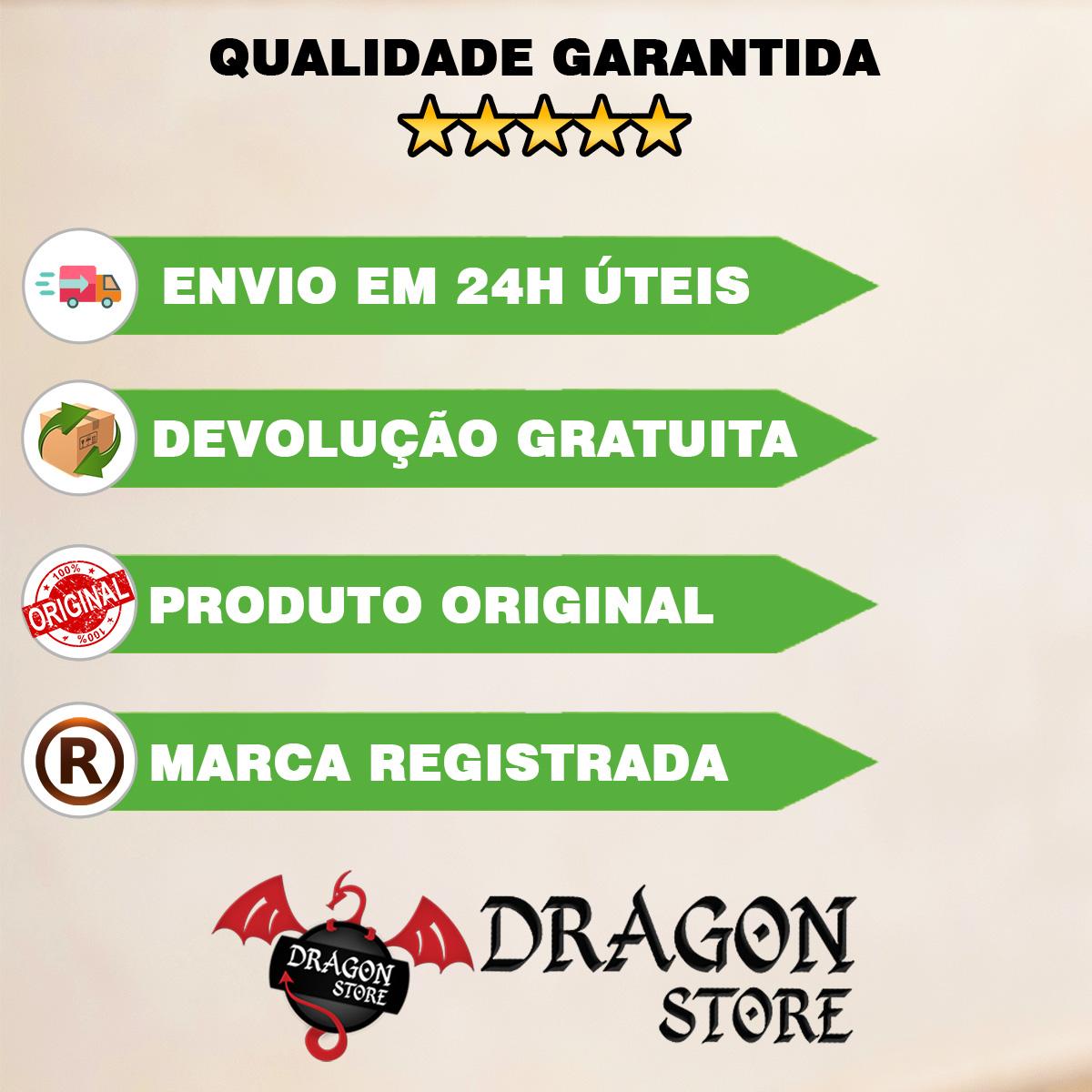 Camiseta Dragão Com Caveiras RPG - Dragon Store  - Dragon Store