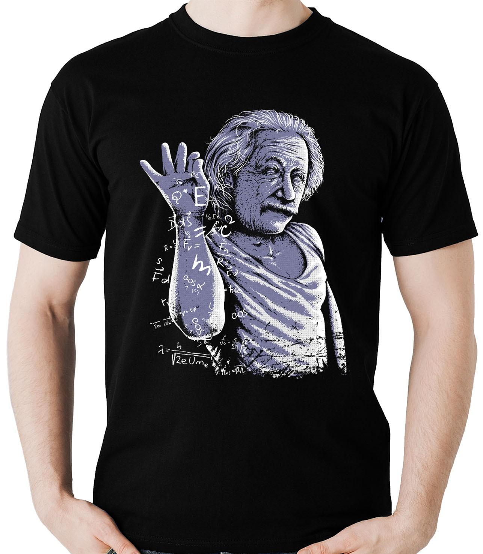 Camiseta Geek Albert Einstein Fisico Cientista