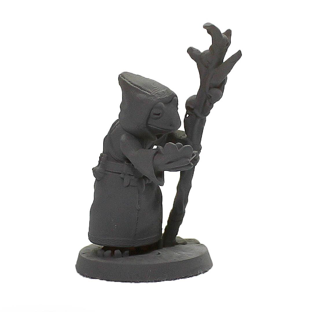 Duida Sapo miniatura RPG Boargame Hobby pintura druid  - Dragon Store