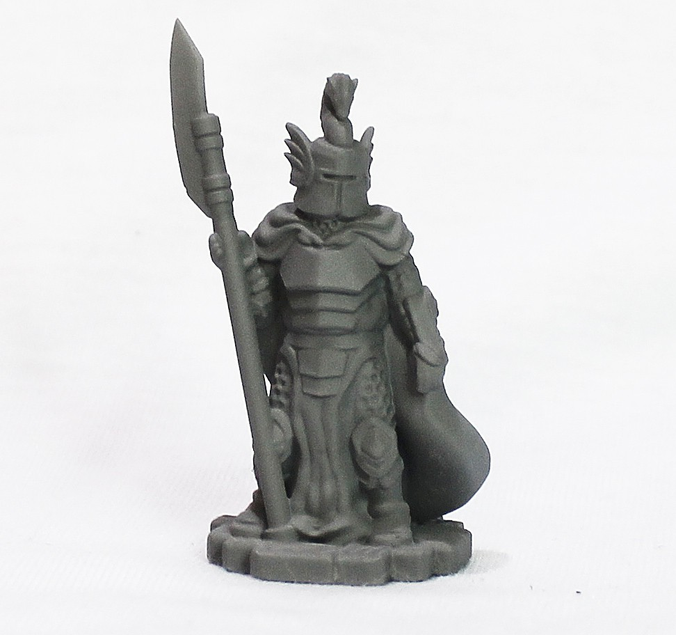 Guerreiro miniatura RPG Boargame Hobby pintura -cavaleiro M2