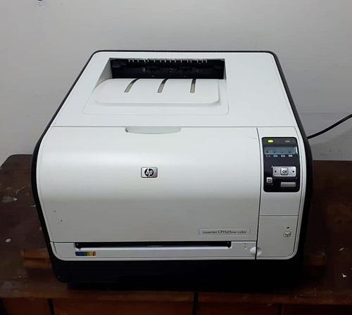Impressora Laser Colorida Hp Laserjet Cp1525nw Funcionando  - Dragon Store