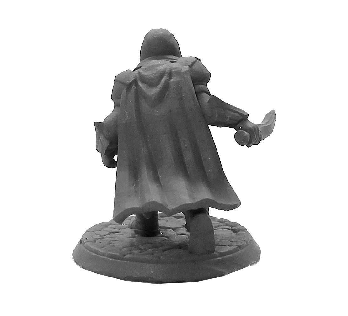 Ladino miniatura RPG Boargame Hobby pintura - assassino  - Dragon Store